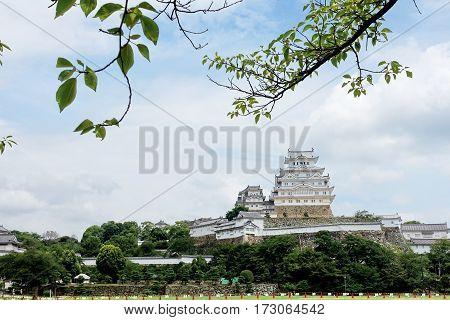 Himeji Castle,hollywood Movie,last Samurai Was Filmed Here.