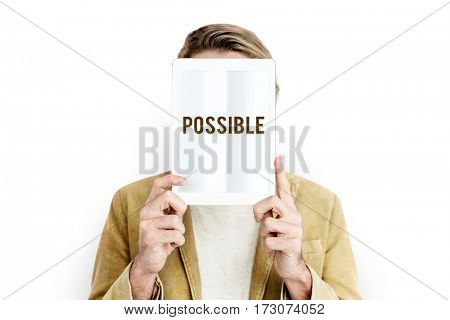 Possibility Desirable Feasible Probability Icon