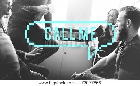 Chat Message Speech Bubble Communication