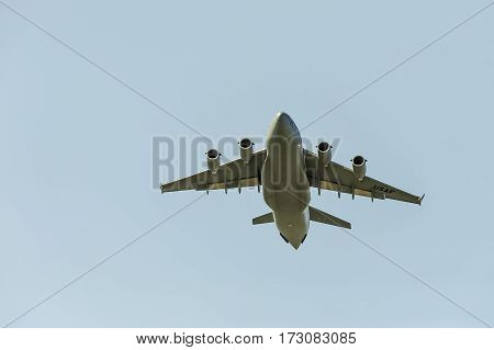 Usaf Boeing C-17 Globemaster Iii