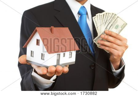 Money Or House