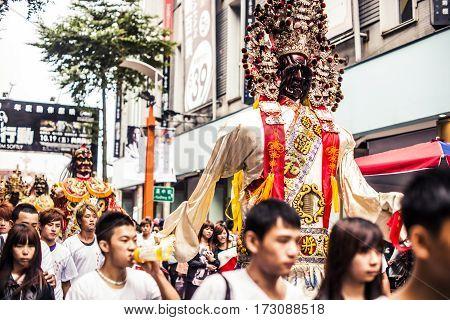 Taiwanese Parade