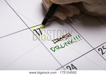 Irish - Drunk