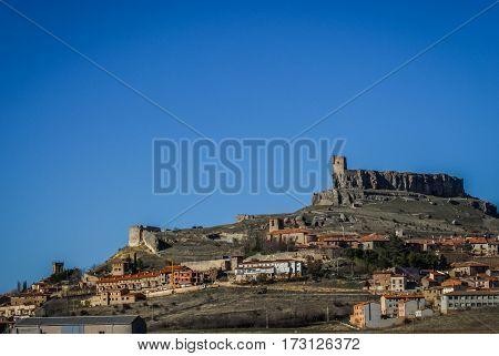 Atiensa Castle, Castilla La Mancha, Spain