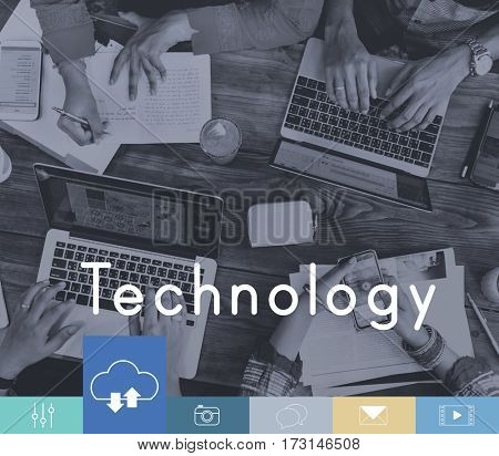 Cloud Computing Storage Loading