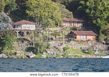 Homes On Lake Atitlan