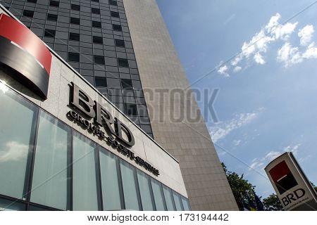 Brd Groupe Societe Generale Gsg Headquarters