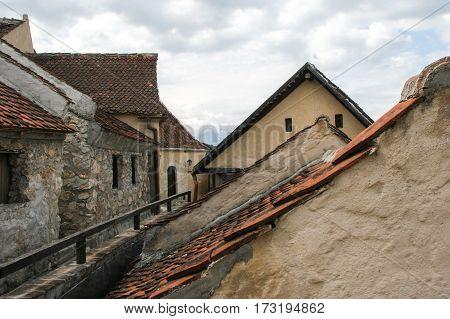 Rasnov Citadel, Brasov County