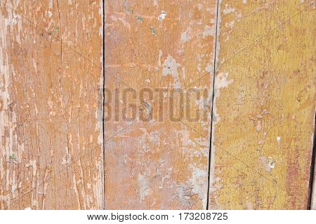 texture of old wooden planks for a background