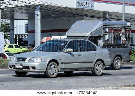 Private Car Isuzu Vertex