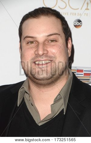 LOS ANGELES - FEB 23:  Max Adler at the Cadillac Hosts their Annual Oscar Week Soiree at the Chateau Marmont on February 23, 2017 in West Hollywood, CA