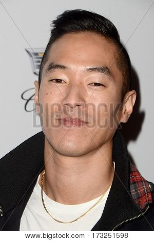 LOS ANGELES - FEB 23:  Leonardo Lam at the Cadillac Hosts their Annual Oscar Week Soiree at the Chateau Marmont on February 23, 2017 in West Hollywood, CA