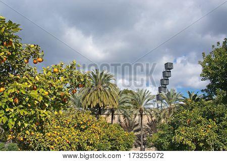 Es Baluard Oranges Palma