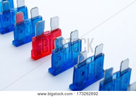 Colored Fuses
