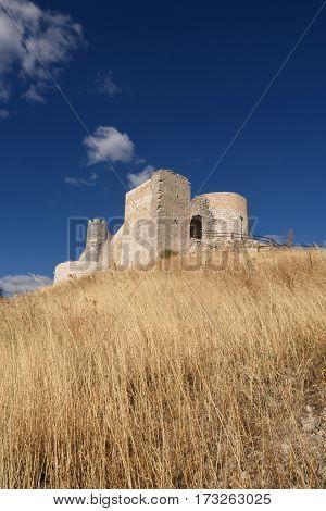Jadraque castle Guadalajara province Castilla-La Mancha Spain