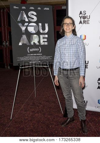 As You Are Film Premiere Nyc - Arrivals