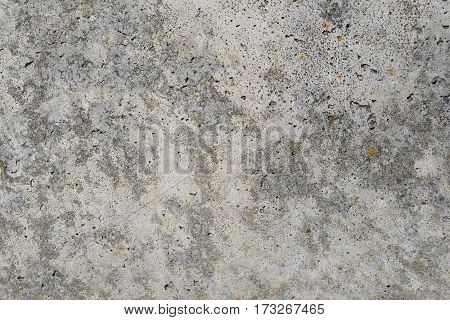 Texture of gray concrete surface as a background