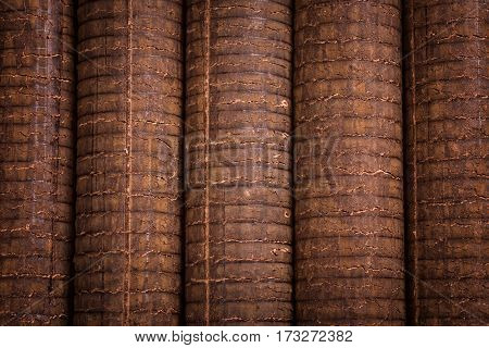wooden briquettes, beech, economical method of heating