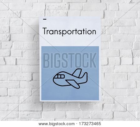 Airplane Flight Transportation Trip Destination Tour
