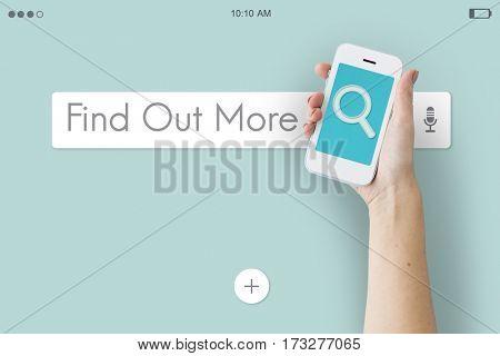 Search Website Online Homepage Word