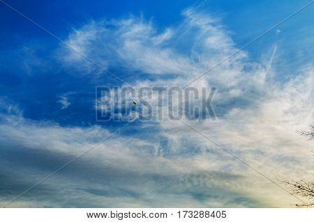 blue sky background with white clouds sky clouds stormy sky