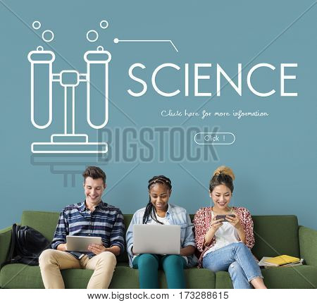 Science Chemistry Experiment Observation DNA