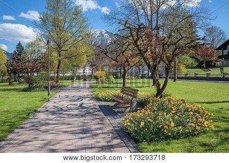 Beautiful Spa Garden Rottach-egern, Tegernsee