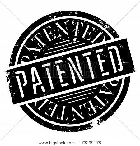 Patented rubber stamp. Grunge design with dust scratches. Effects can be easily removed for a clean, crisp look. Color is easily changed.