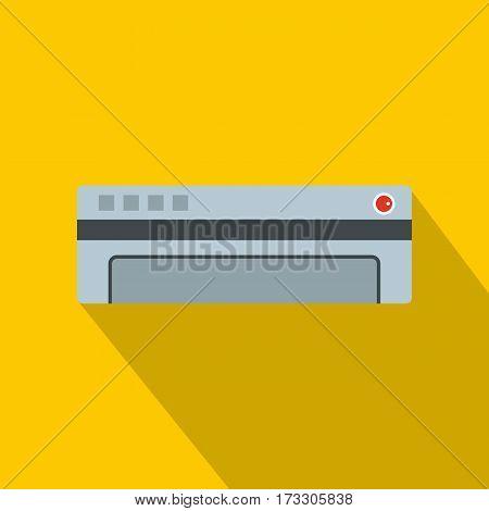 Conditioner icon. Flat illustration of conditioner vector icon for web