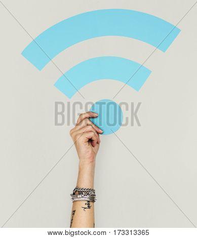 Wifi Internet Connection Digital Networking Web
