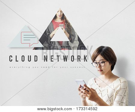Cloud Computing Connection Digital Information