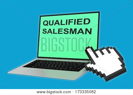 Qualified Salesman Concept