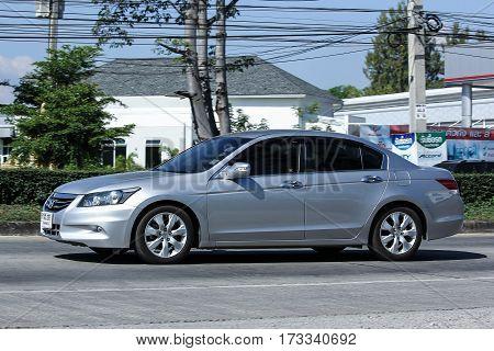 Private Car, Honda Accord
