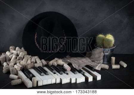 Talented Composer Found Himself Dependent On Alcohol