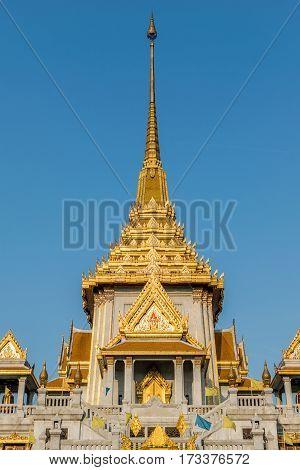 This a photo of Wat Thai (Thai Temple)