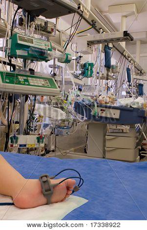 pediatric ICU