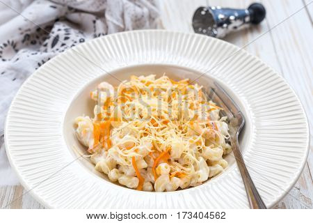 Stortini Vegetarian Vegetable Pasta With Carrot, Cheese And Ricotta