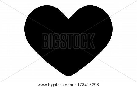 Pictogram - Heart Health Love Heart beat Good health Healthiness - Object Icon Symbol