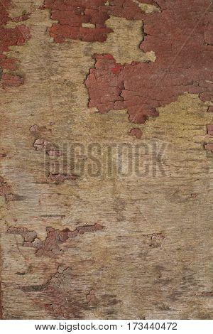Background old destroyed grunge paint
