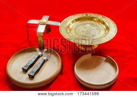 Accessories Orthodox Churches And Church Plate