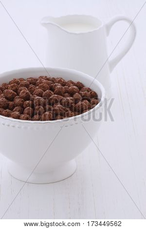 Delicious Healthy Kids Chocolate Cereal