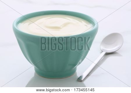 Vintage Plain Yogurt