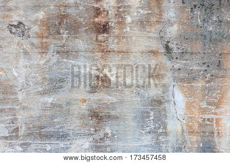 Old messy concrete wall texture background exterior