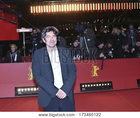 Andres Veiel attends the 'Beuys' premiere during the 67th Berlinale International Film Festival Berlin at Berlinale Palace on February 14, 2017 in Berlin, Germany.