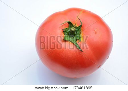 Fresh tomatoes, vegetables, healthy food, nature, red