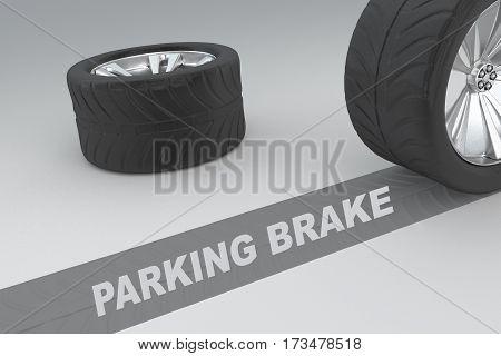 Parking Brake Concept