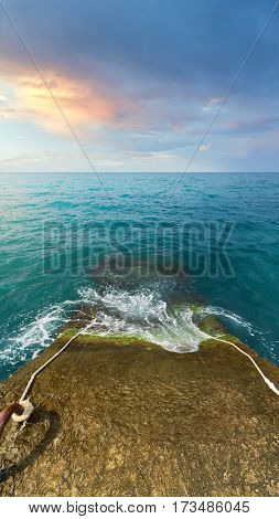 black sea photo a day daylight picture black sea Crimea