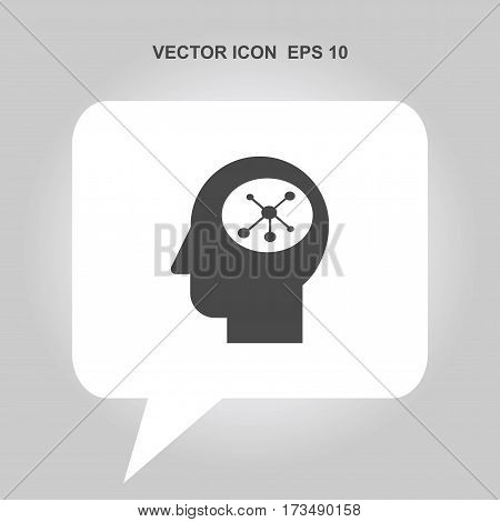 social network in human head Icon, social network in human head Icon Eps10, social network in human head Icon Vector, social network in human head Icon Eps, social network in human head Icon Jpg