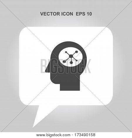 social network in human head Icon, social network in human head Icon Eps10, social network in human head Icon Vector, social network in human head Icon Eps, social network in human head Icon Jpg
