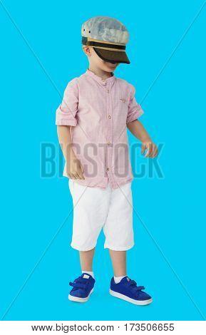 Boy Child Fashion Enjoyment Kid Young
